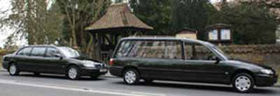 Hearse and Limousine